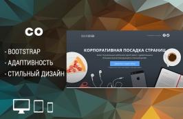 Сo -  шаблон для разработчиков веб-сервисов